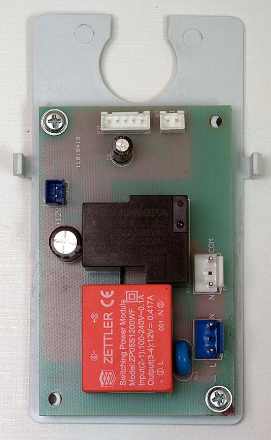 Replacement Main Power Board