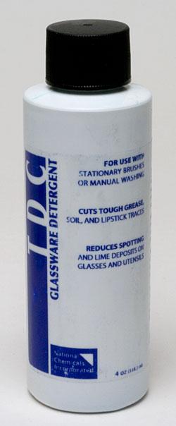 TDC Glassware Detergent