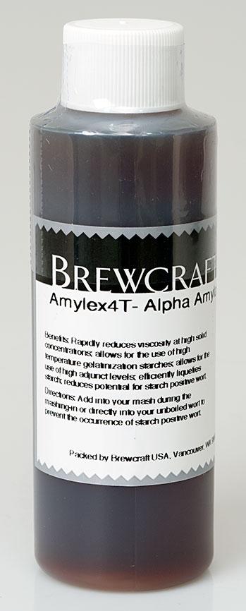 Amylex4T (Alpha Amylase) 4 oz.