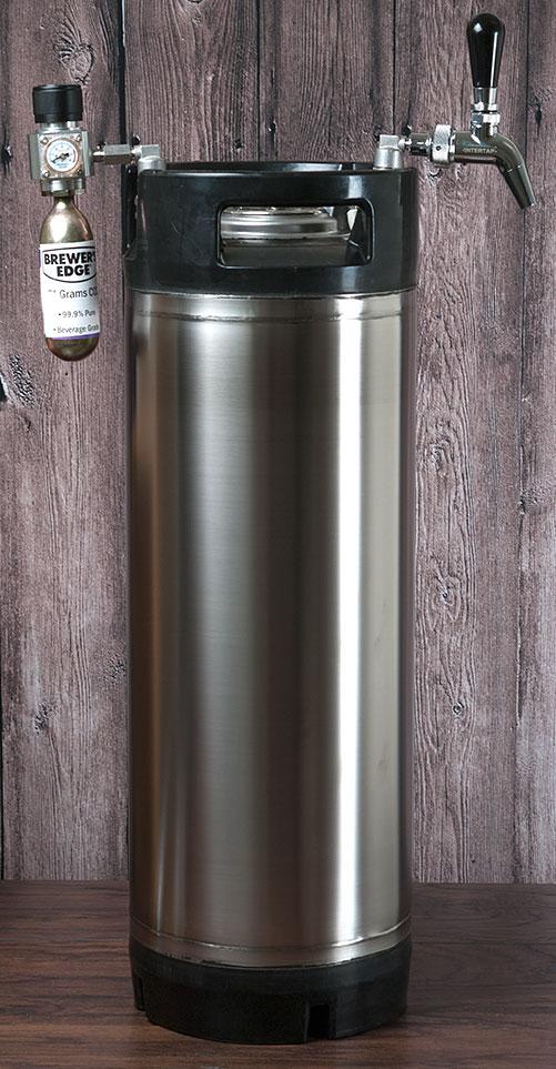 5 Gallon Paramount™ Kegging System