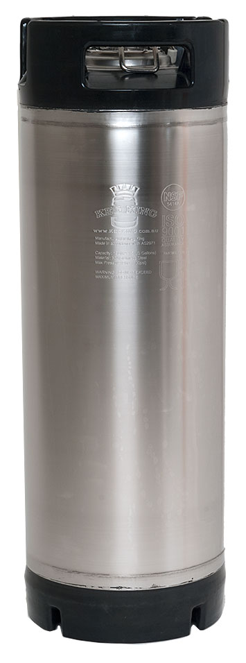 5 Gallon NSF KegLand Keg