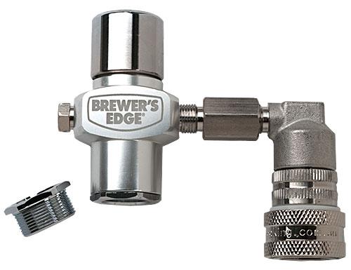 Ball Lock Brewer's Edge® Micro Regulator