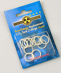 Paintball Tank Gas O Rings (10)