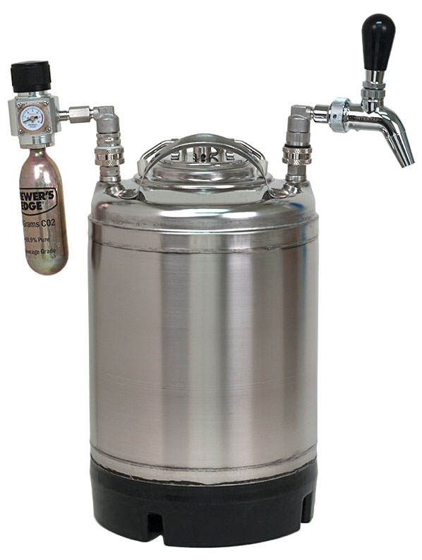 2.5 Gallon Paramount™ Kegging System