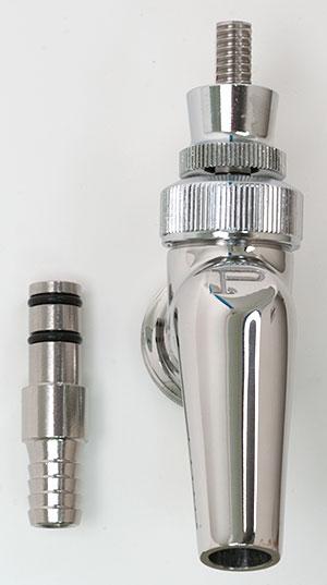 Perlick Faucet 630SS Growler Filler