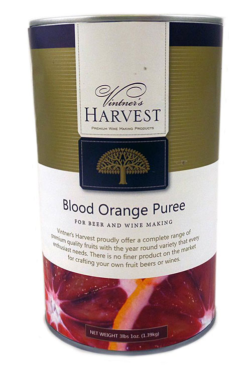 Vintners Harvest Blood Orange Puree