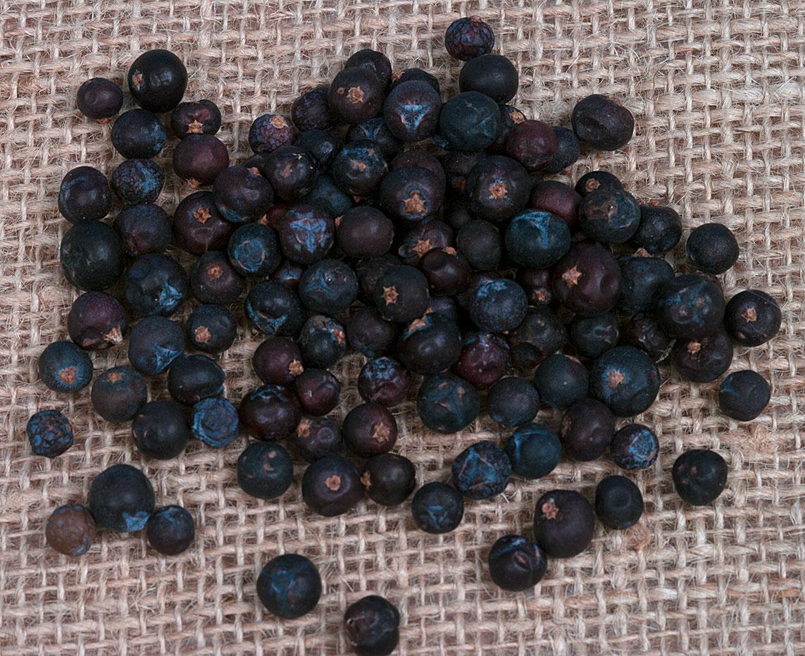 1 Oz. Juniper Berries