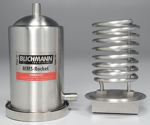 Blichmann Inline Rims Electric Heater (Actual Cost Shipping Item)