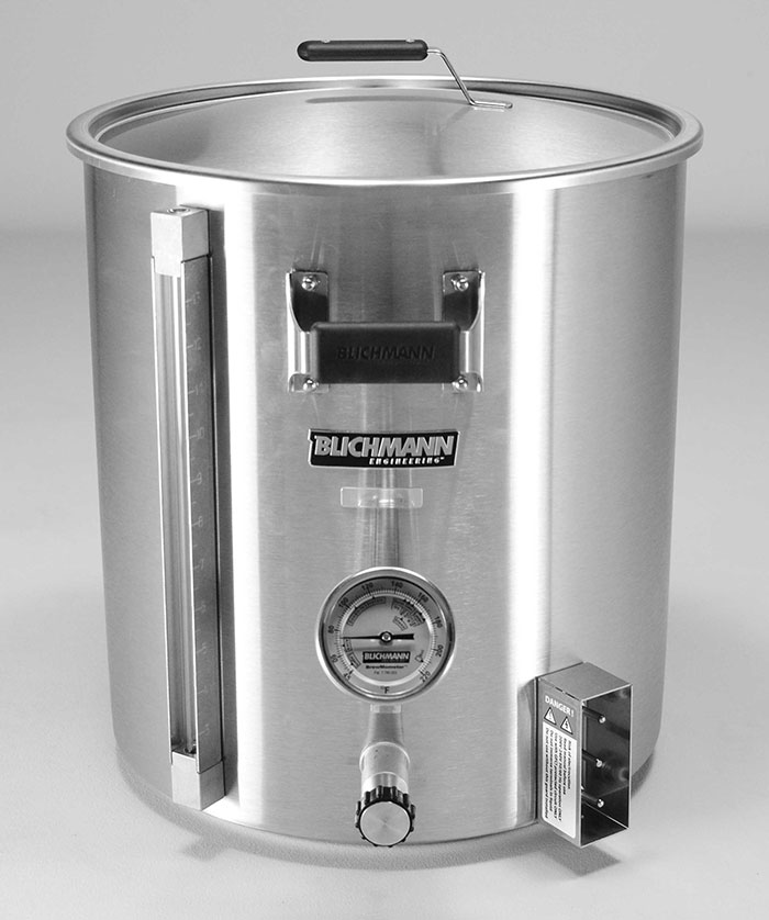Boilermaker G2 10 Gallon 120 Volt Electric Brewing Pot (Actual Cost Shipping Item)