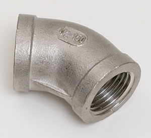 """Stainless ½"""" NPT Bend"""