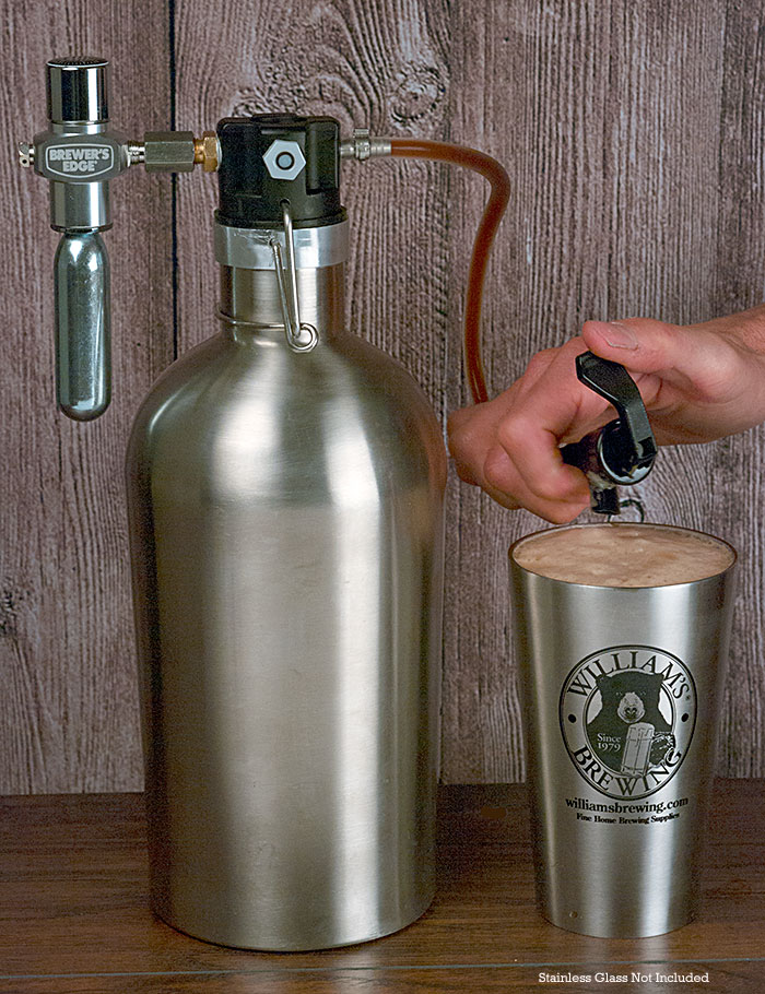 Complete Ultimate Growler