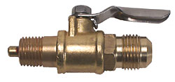 "1/4"" NPT Hurricane Natural Gas Conversion Valve"