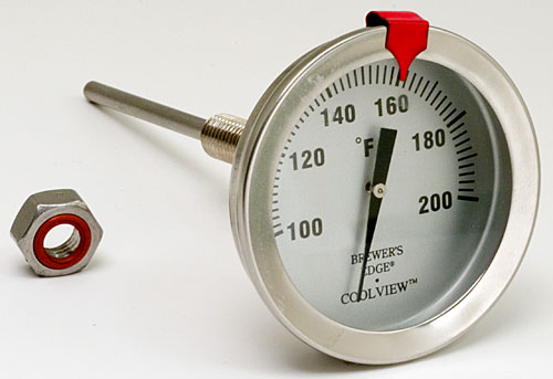 Coolview™ Cooler Thermometer