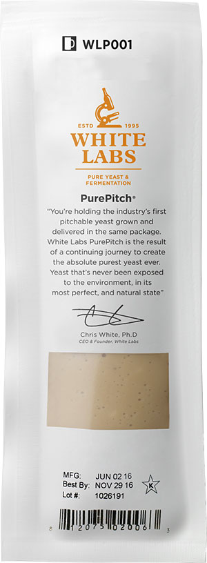WLP004 Irish Ale Yeast
