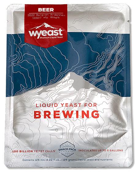 Wyeast 1217-PC West Coast IPA
