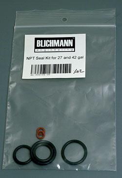 Npt Seal Kit For 20-42 Gallon Fermenator