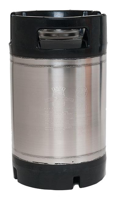 2½ Gallon NSF Rubber Top Keg King Keg