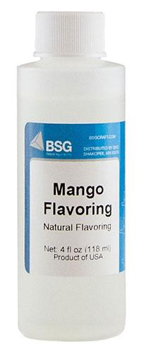 4 Oz. Natural Mango