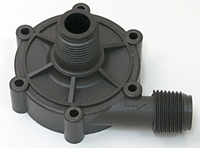 Mark II Wort Pump Molded Head