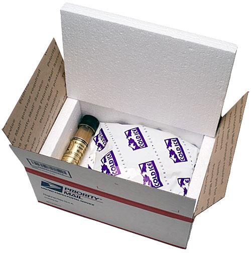 Optional Liquid Yeast Warranty Box