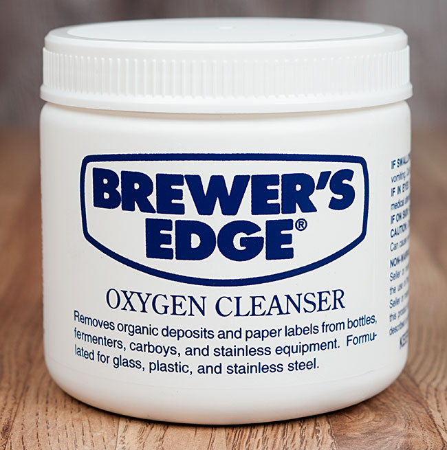 Brewer's Edge® Oxygen Cleanser