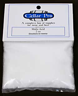 2 Oz. Malic Acid