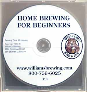 Brewing For Beginners Dvd