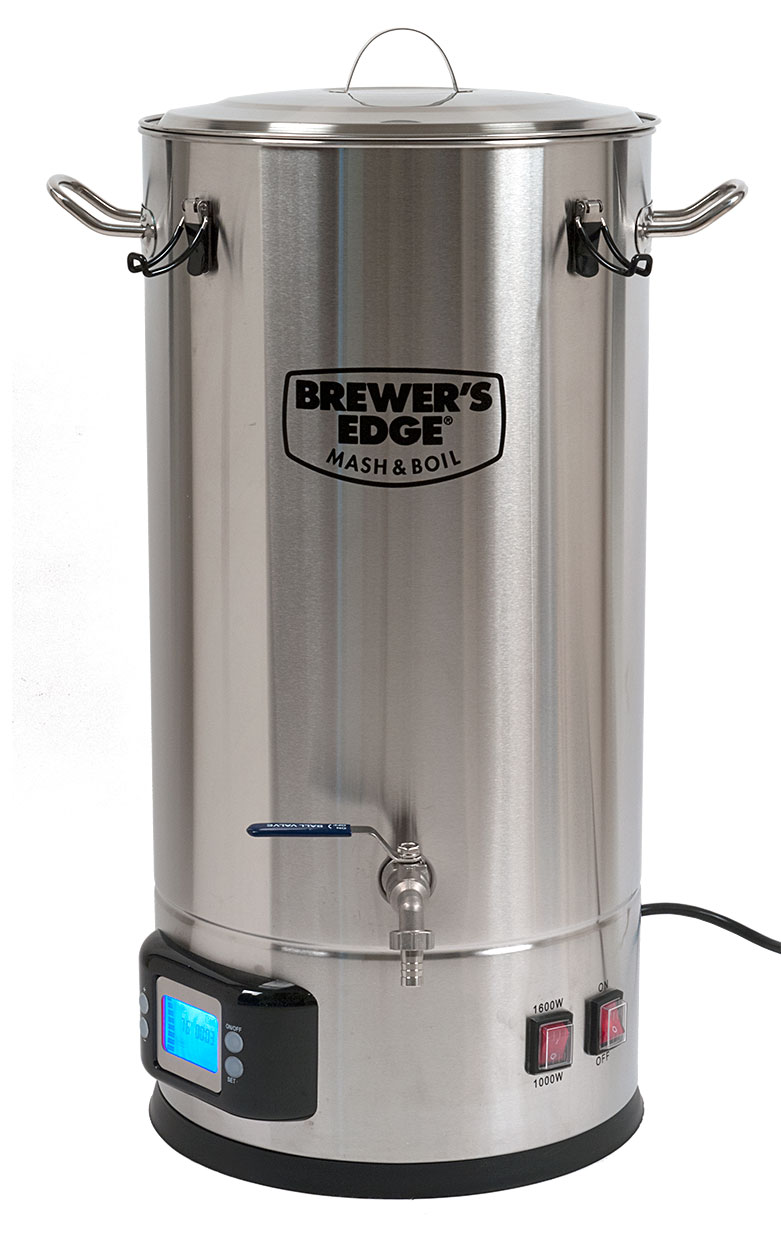 Brewer's Edge® Mash & Boil