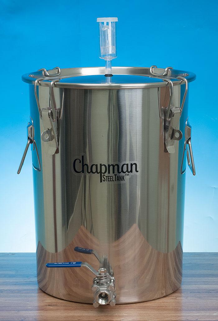 7 Gallon Chapman™ Fermenter With Valve