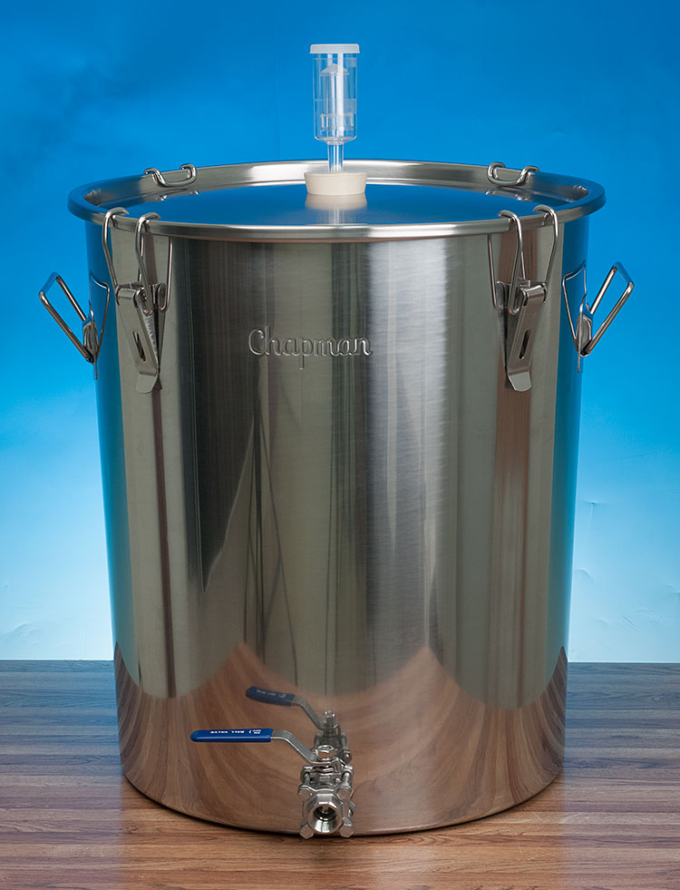 14  Gallon Chapman™ Fermenter With Valve