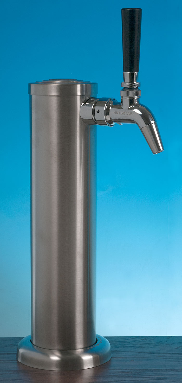 Intertap Single Complete Stainless Tower