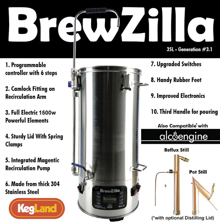 Brewzilla Gen 3.1
