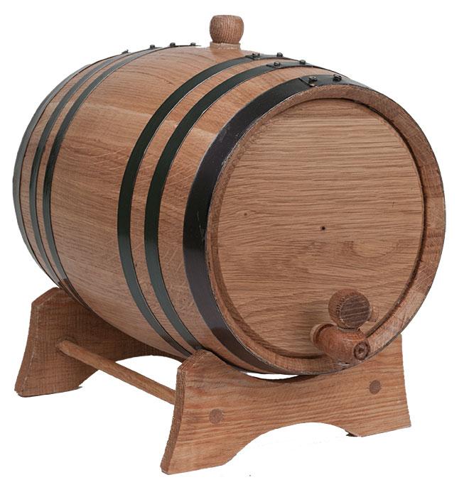 5 Liter American Oak Barrel