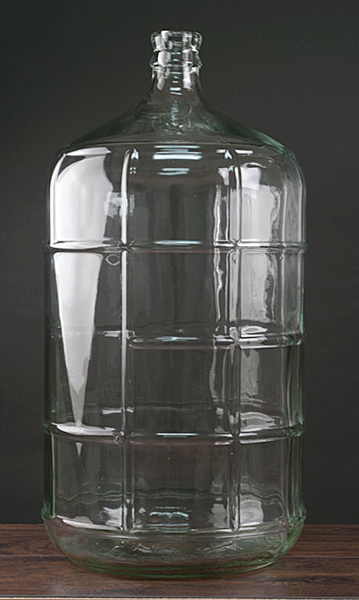 6.5 Gallon Glass Carboy (Actual Cost Shipping Item)