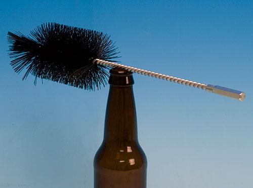 Cordless Drill Bottle Brush