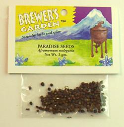Paradise Seed 2 Grams