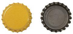 144 Yellow Oxygen Absorbing Caps