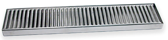 """19"""" Stainless Drip Tray"""