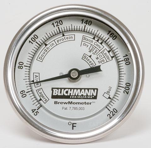 Brewmometer  Weldless Thermometer