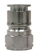 Cornelius-Type Gas Side Plug