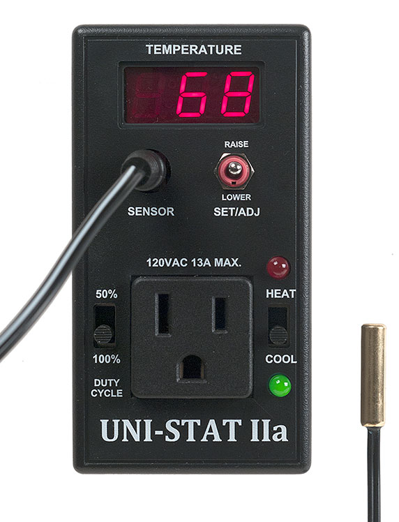 Uni-Stat IIa Cooling & Heating Control