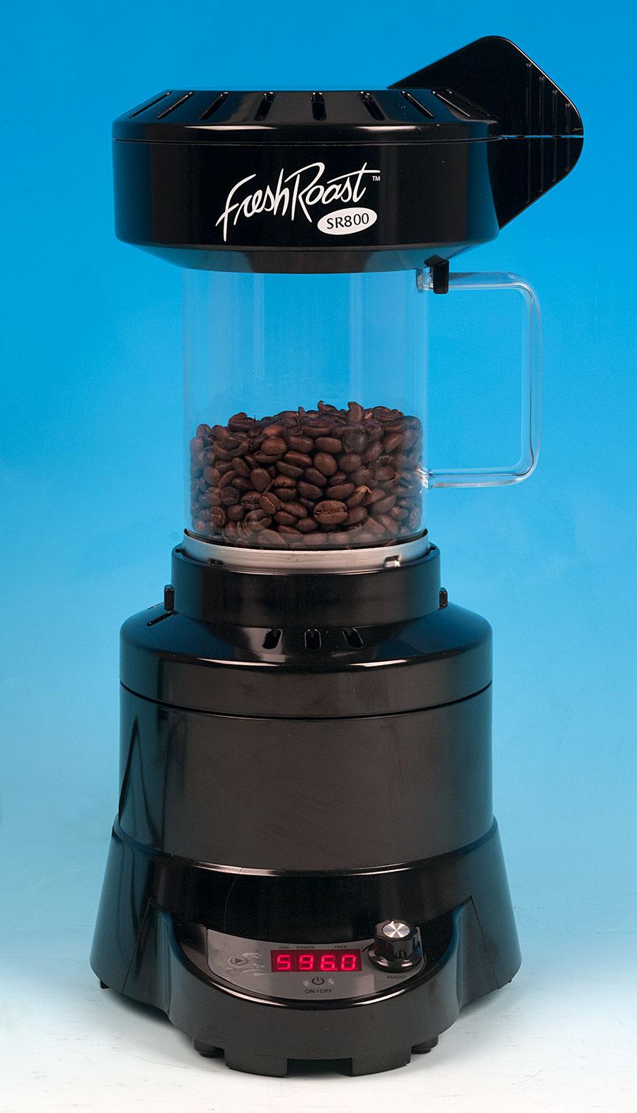 Fresh Roast SR800 Coffee Roaster
