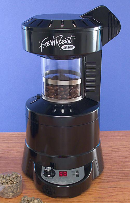 Fresh Roast SR500 Coffee Roaster