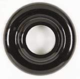 Black Plastic Shank Flange