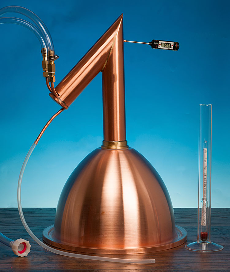 Brewzilla & Grainfather Copper Dome Package