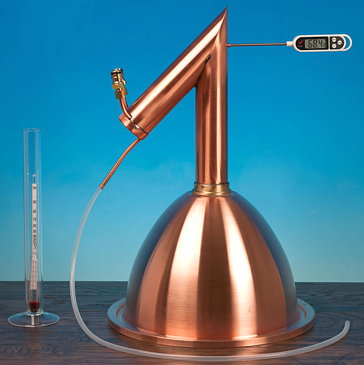 Grainfather & Brewzilla Copper Dome Package