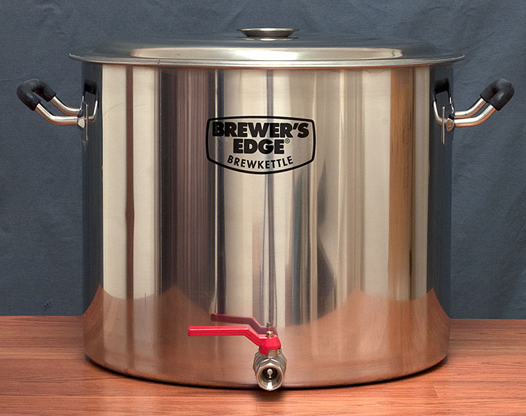 Brewer's Edge® 40 Quart Brewkettle