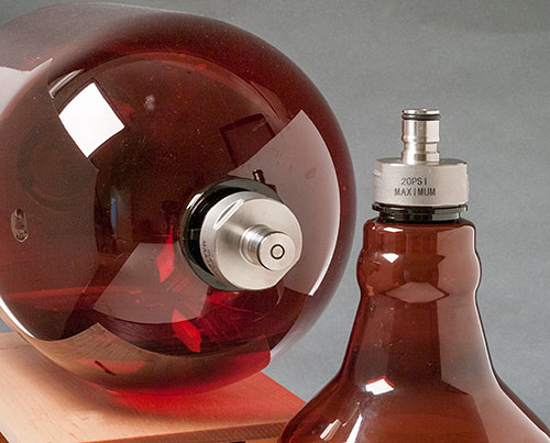 38Mm Stainless Growler Carbonation Cap