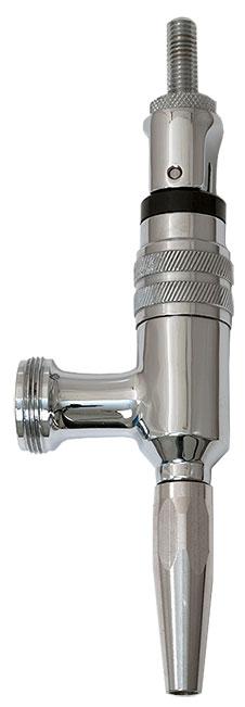 Chrome Stout Faucet Head