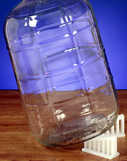 Carboy Wedge